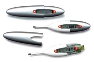 "Ovulationsthermometer ""Cyclotest easy"""